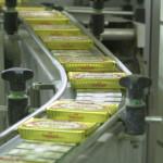 ligne usine fabrication du beurre