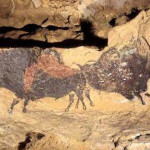 La représentation d'un auroch