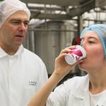 Dégustation yaourt analyse