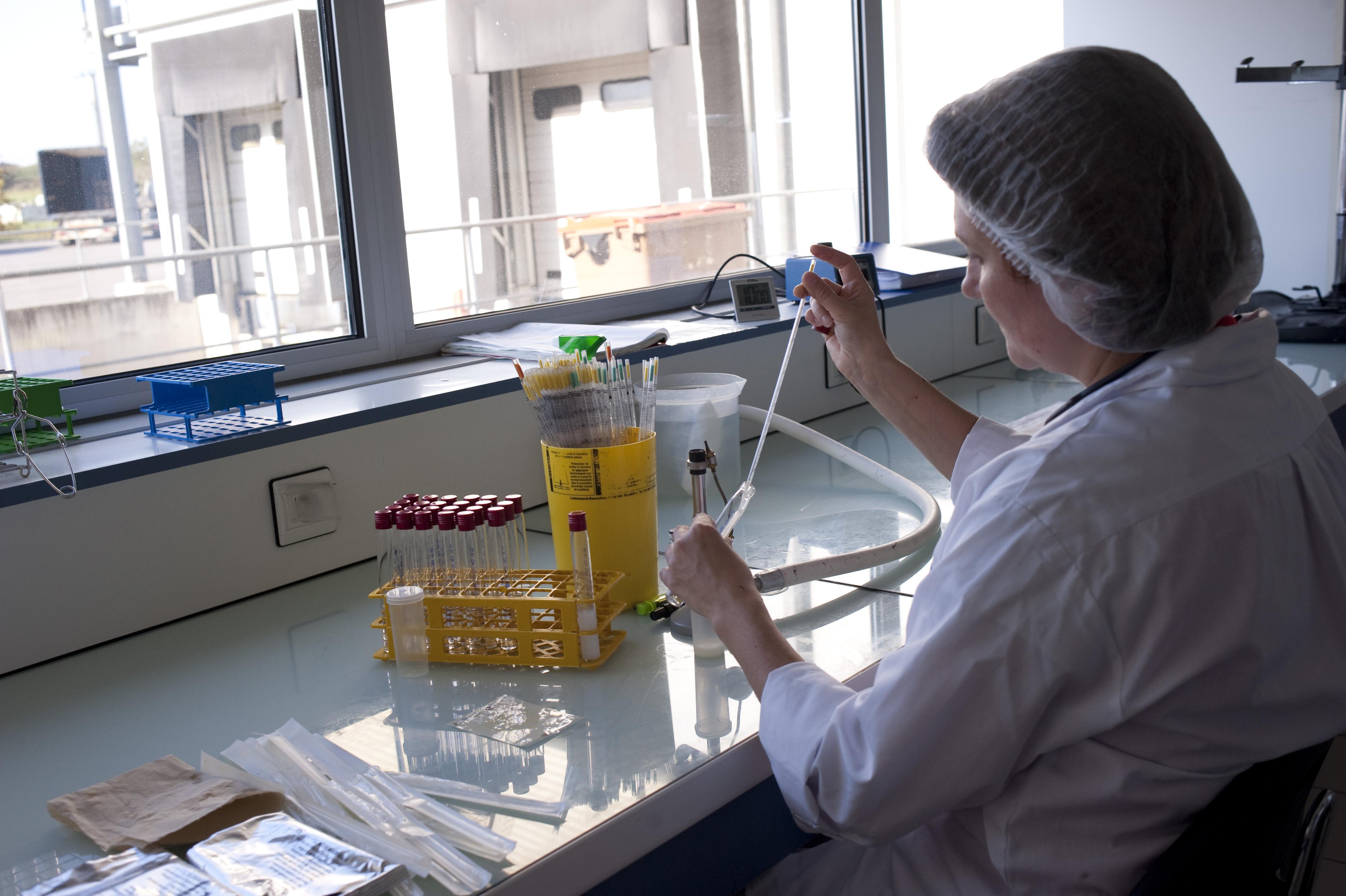 Laboratoire analyse