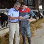 conseiller vaches stabulation fournisseur