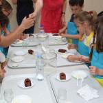 Atelier beurre enfants