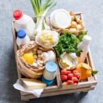 Cagette produits légumes recette