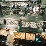 Usine fabrication fromages