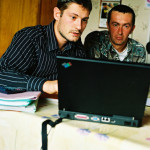 Conseiller-Gestion éleveur ordinateur