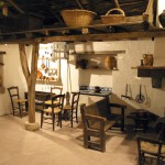 Musée basque du fromage matériel