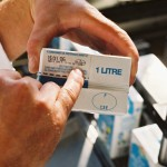 Pilote de Ligne lecture infos briques de lait
