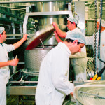 Techniciens-Fromager cuves