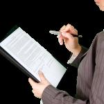 controle sécurité contrat stylo