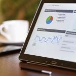 Ordinateur marketing graphiques