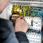 electricien tableau éléctrique sécurité