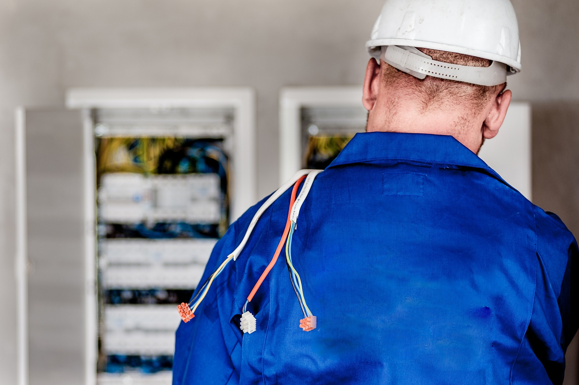 electricien maintenance tableau travaux