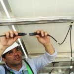 travaux électriques maintenance homme