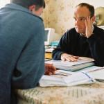 Eleveur et conseiller au bureau