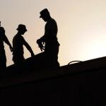 construction maintenance travailleurs