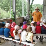 Atelier enfant dégustation stabulation ferme du bois des 12 deniers