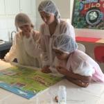 Atelier enfants fabrication jeu