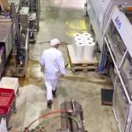 usine chaine de lait matériel
