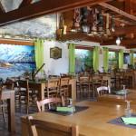Salle de Restaurant temple du fromage