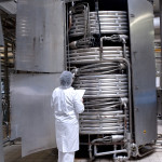 pasteurisateur, usine machine
