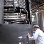 pasteurisateur machine usine