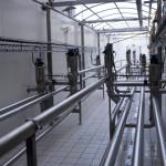 lactoduc usine machine