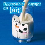 L'incroyable voyage du lait