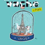 Une vache à Paris