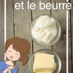 E-book La crème et le beurre