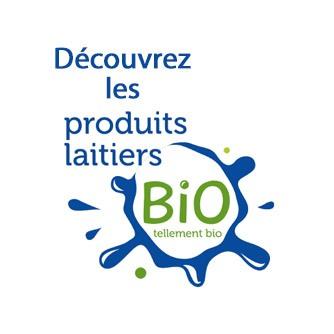 Découvrez les produits laitiers bio