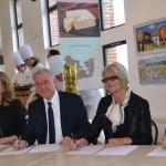 Signature d'une convention de partenariat entre le CNIEL et un rectorat