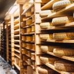 Tunnel de fromages chez Mons