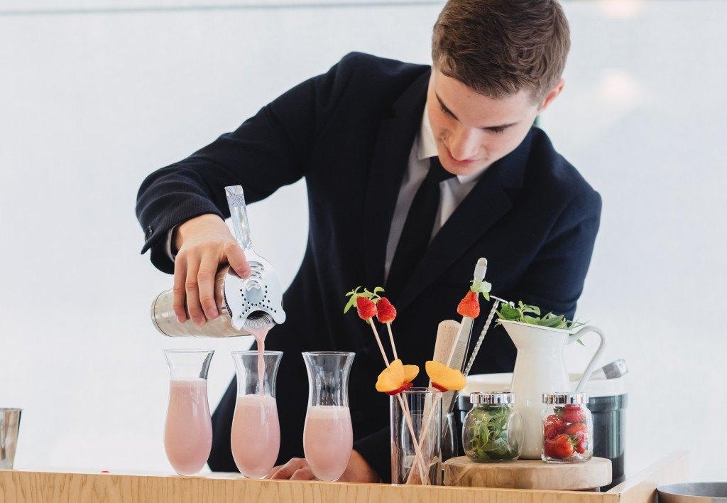 Créer un cocktail à base de lait
