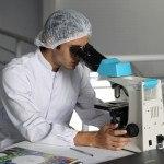 laboratoire, microscope, biologie