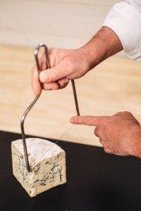 Apprendre la découpe des fromages