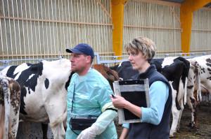 Accompagner les éleveurs dans le bien être animal et la biosécurité